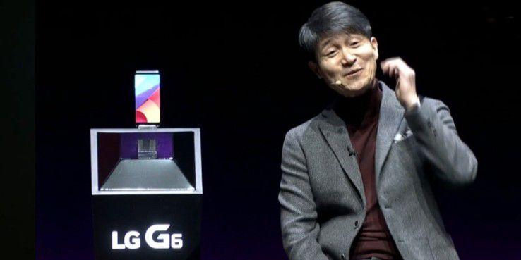 Das LG G6 Display kommt im 18:9-Format