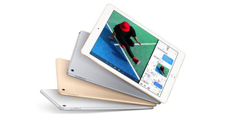 Das neue iPad kostet ab 399 Euro.
