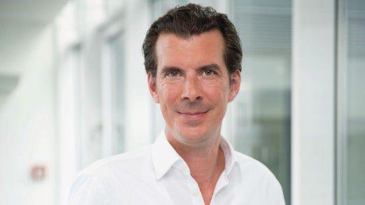 Tim Weickert, Managing Director bei EOS.