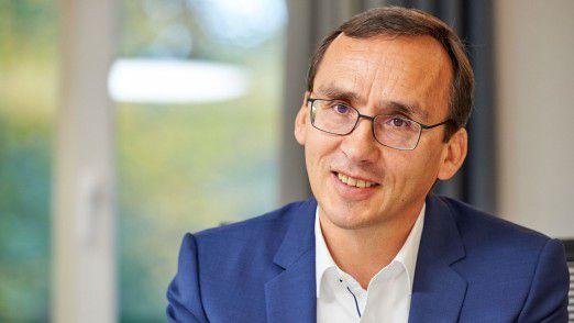 Michael Schmelmer wacht ab 2018 als CFO über die Finanzen von Boehringer Ingelheim.