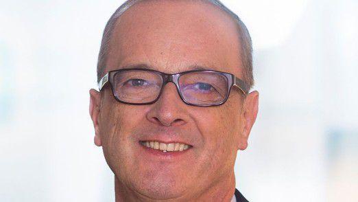 Roland Weber ist bei der Debeka für die IT verantwortlich.
