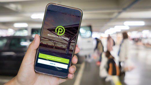 Parkmobile erreicht jetzt 22 Millionen Kunden in mehr als 1.000 Städten.