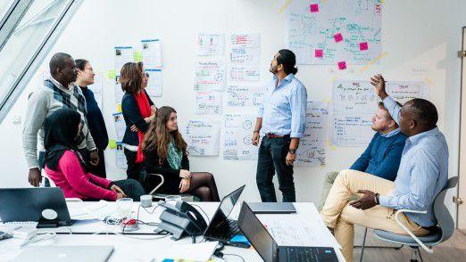 Die Forderung nach Innovationsfähigkeit prägt auch die IT in Unternehmen.