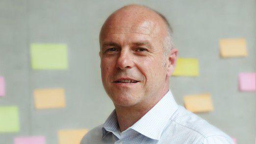 Frank Loydl ist CIO der Audi AG.