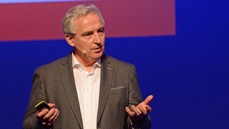 Für ihn ist Transformation längst Alltag: Michael Müller-Wünsch, Bereichsvorstand Technology und CIO bei der Otto-Gruppe.
