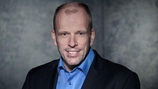 Frank Penning soll als CIO die Digitalisierung bei RTL voranbringen.