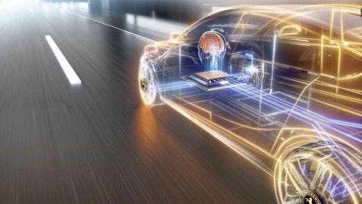 Continental-Pläne für die Zukunft: Bald aus dem Zentrum für Künstliche Intelligenz (KI).