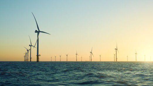 (Offshore-)Windparks bergen dank intelligenter Vernetzung und Digital Twin ein großes Potenzial zur Optimierung, findet Schophaus.