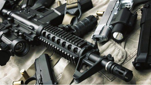 Die Finanzbranche gerät zunehmend unter Druck, nicht mehr mit Waffenherstellern zusammenzuarbeiten.
