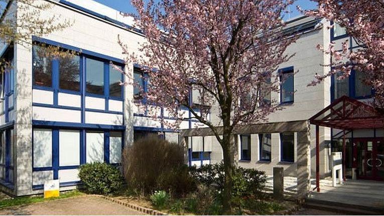 Die GCT-Zentrale in Bad Homburg.