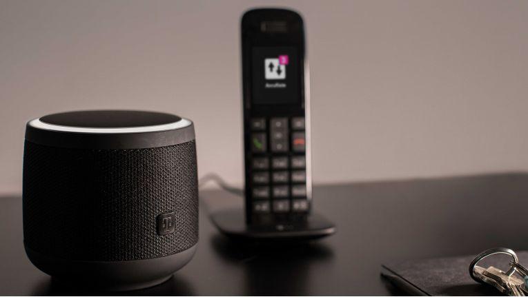 Der Smart Speaker der Telekom soll im ersten Halbjahr 2018 auf den deutschen Markt kommen.