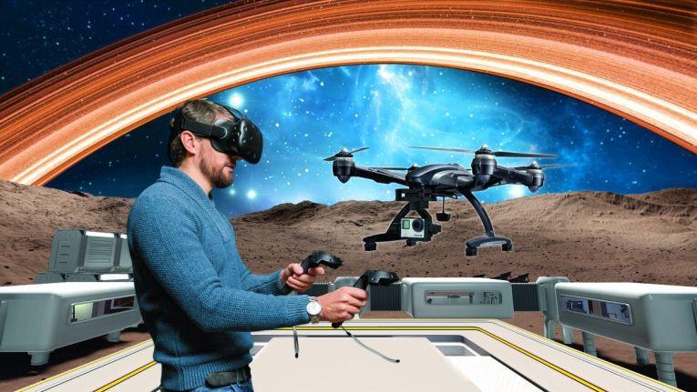 Saturn bietet seinen Kunden als einer der ersten Händler die Möglichkeit, eine Virtual-Reality-Einkaufserfahrung zu erleben