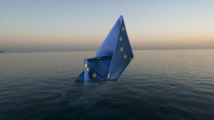 Flaute in Europas As-a-Service-Sourcing.