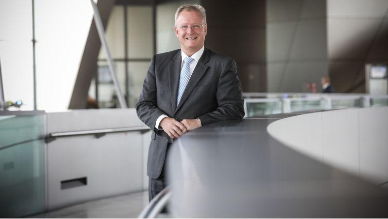 """Harald Esch, Geschäftsführer und Vice President Sales DACH bei Pegasystems: """"Mit unseren Technologien können Unternehmen die Digitalisierung gezielt vorantreiben."""""""