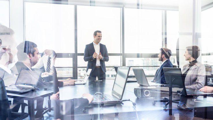 Neuer Trend CEO-Fraud: Cyber-Kriminelle geben sich als Chef aus, um an Daten oder Geld zu kommen.