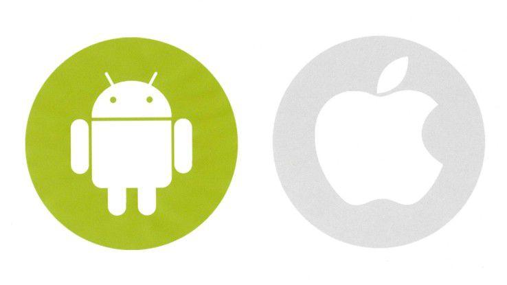 Android vs. iOS: In Sachen Security liegt Googles Hauptproblem in der Offenheit des Systems.