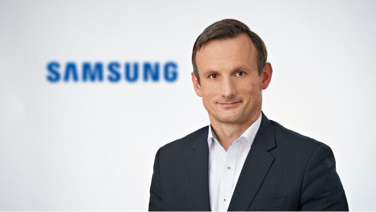 Wojtek Rudko ist neuer Head of Sales Storage bei der Samsung Electronics GmbH.