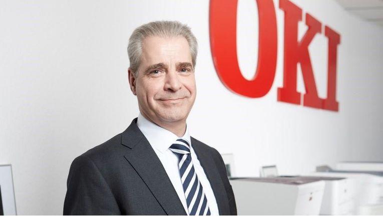 Thomas Seeber, Vice President Central Region bei Oki, will auch unter der neuen Vertriebsstruktur auf individuelle Kundenberdürfnisse eingehen.