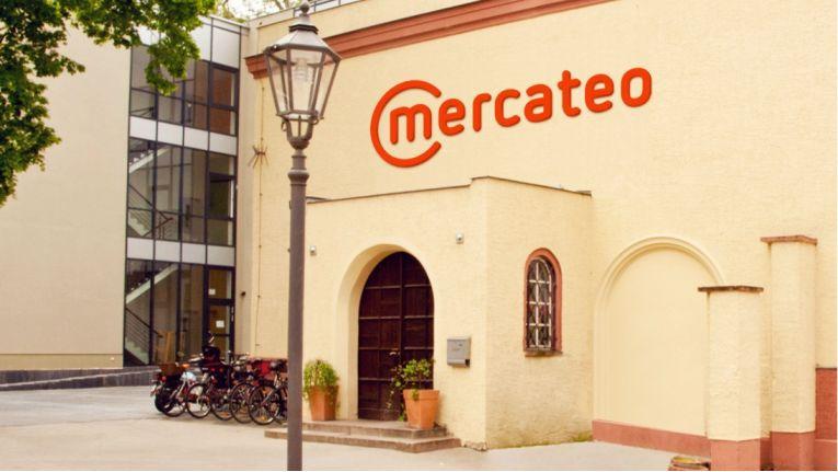 Der Firmenstandort von Mercateo in Köthen