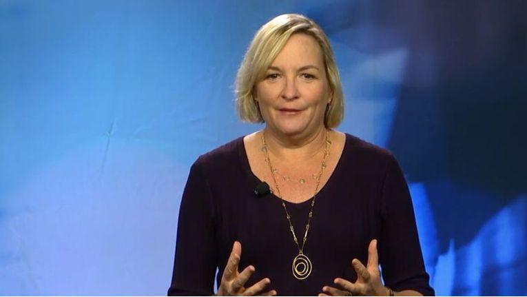 Joyce Mullen, Global Channel Lead bei Dell EMC, peilt mit den Partnern die Umsatzmarke von 50 Milliarden Dollar an.