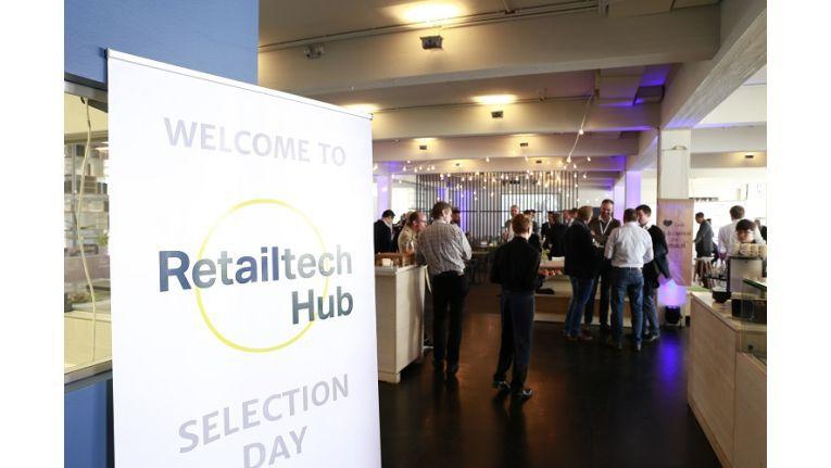 Mit einem neuen Selection Day ist bereits die zweite Runde des Retailtech Hub gestartet