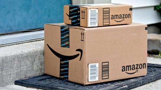 Amazon soll künftig selbst Pakete ausliefern.