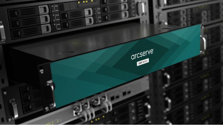 UDP-8000-Appliance von Arcserve: Partner können eines dieser Geräte kostenlos erhalten.