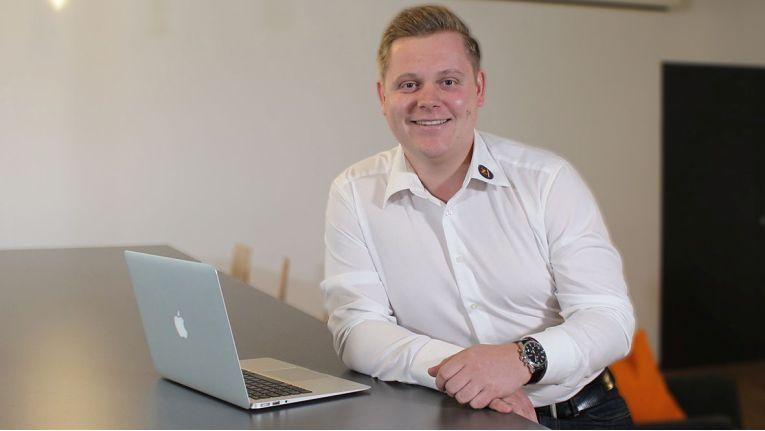 """Sascha Neininger, Geschäftsführer beim Systemhaus Neininger: """"Wir haben recht lange nach einem Partner gesucht, mit dem wir unsere Cloud-Lösungen realisieren konnten."""""""