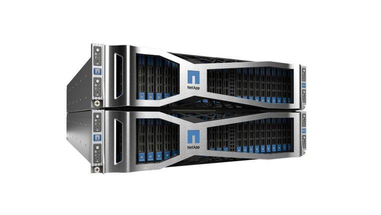 Mit HCI will NetApp im Markt für hyperkonvergente Systeme in absehbarer Zeit die Nummer eins werden.