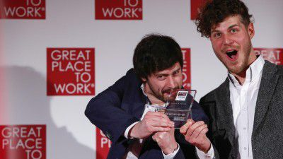 Great Place to Work 2018: Die besten ITK-Arbeitgeber in Feierlaune - Foto: Great Place to Work