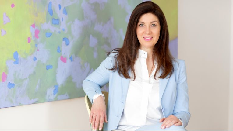 Madeleine Leitner ist Diplompsychologin und Karrierecoach.