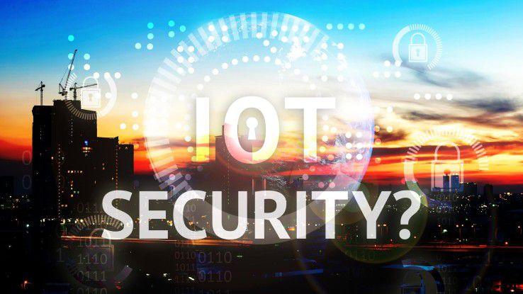 Noch vernachlässigen viele Entwickler beim IoT die Sicherheit.