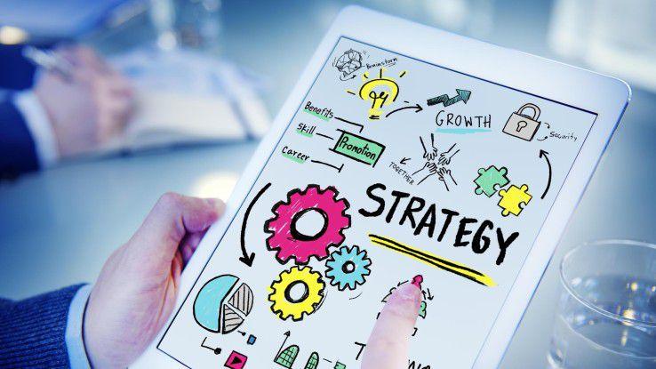 Die Digitalisierung erfordert ein neues strategisches Denken, denn sie adressiert andere Themenbereiche als die klassische Unternehmensstrategie.