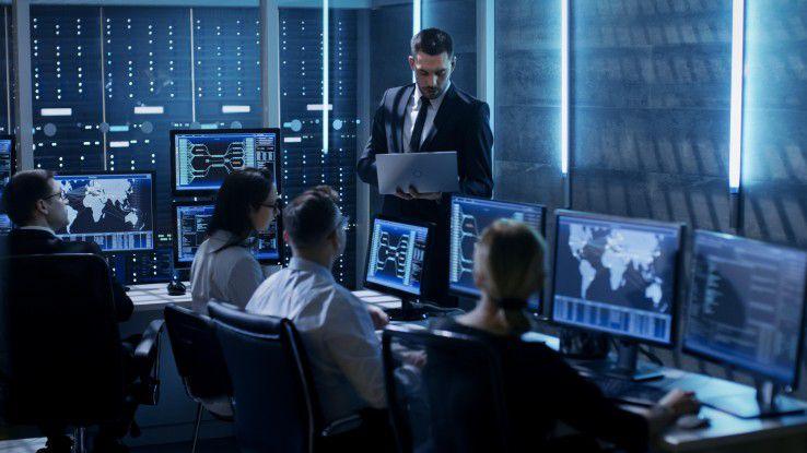IT-Sicherheit ist mehr als Chefsache.