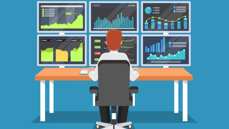 Moderne Monitoring-Tools helfen Administratoren, im Unternehmen genutzte Cloud-Services zu überwachen.