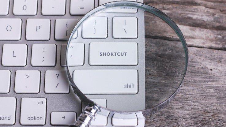 Das sind die besten Excel Shortcuts.