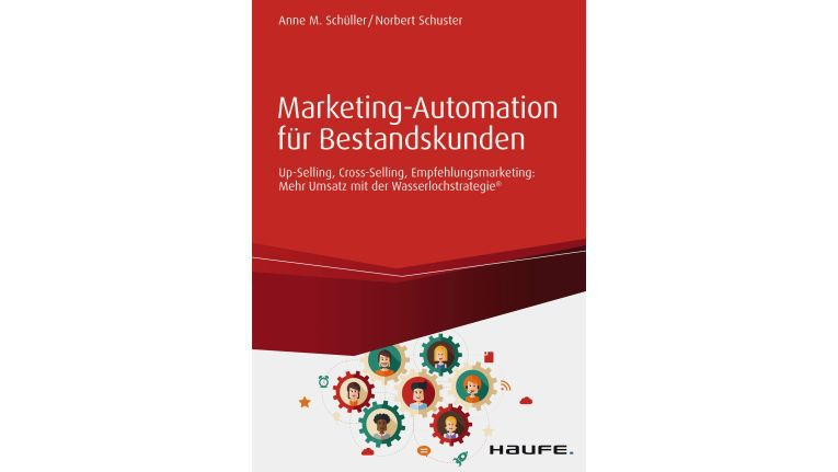 Buchcover: Marketing-Automation für Bestandskunden
