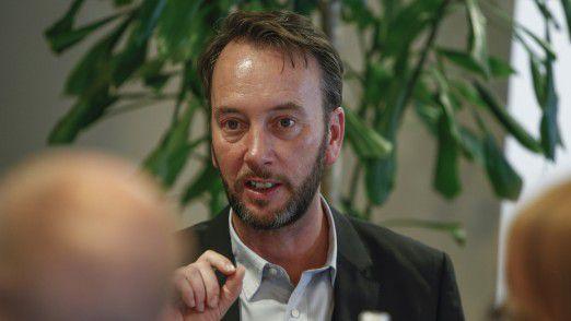 """Stefan Symanek, Gulp: """"Die Freelancer erhöhen ihre Preise also nicht rein willkürlich, sondern tragen den gestiegenen Kosten für die Freiberuflichkeit Rechnung."""""""