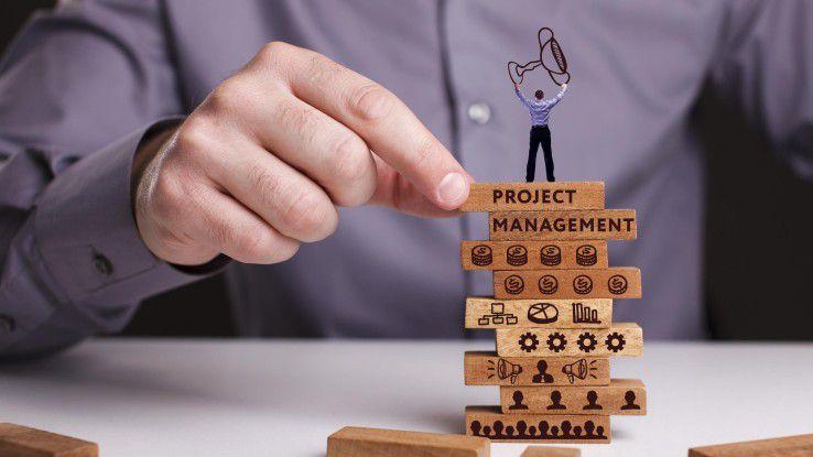Komplexes Projektmanagement heißt es ideal auszubalancieren.
