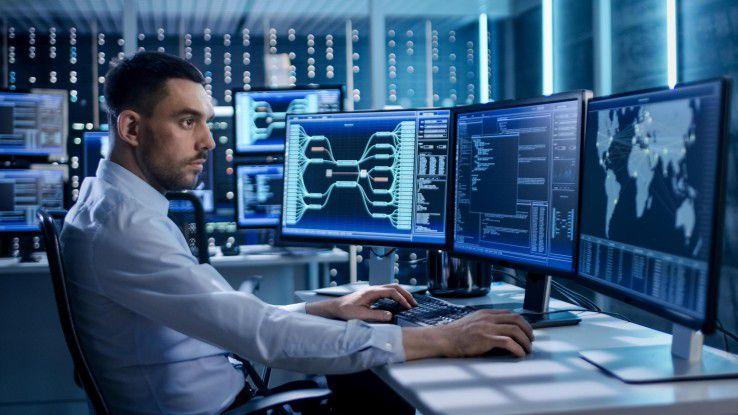 """Die Sicherheitsexperten sind erneut die Gewinner der Gehaltsstudie. """"Sie werden immer wichtiger - zum Beispiel vor dem Hintergrund der zunehmenden Cyber-Attacken auf global agierende Unternehmen"""", sagt Vergütungsprofi Tim Böger von Compensation Partner."""