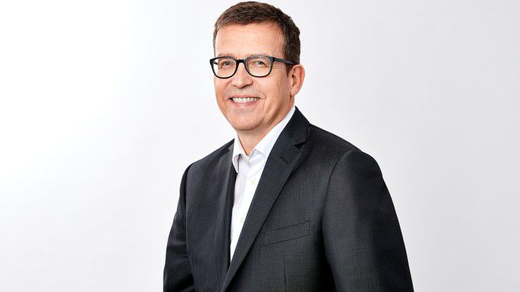 Ralf Ebbinghaus, CEO der Swyx Solutions AG.