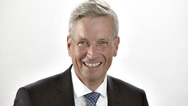 Hans-Jürgen Jobst, Senior Product Marketing Manager von Avaya.