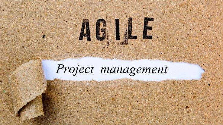Viele verschiedene Branchen nutzen das agile Projektmanagement.