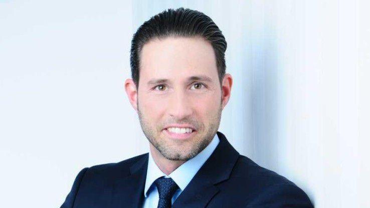 Christian Grimm, Sales Director DACH Talent Management bei Lumesse.