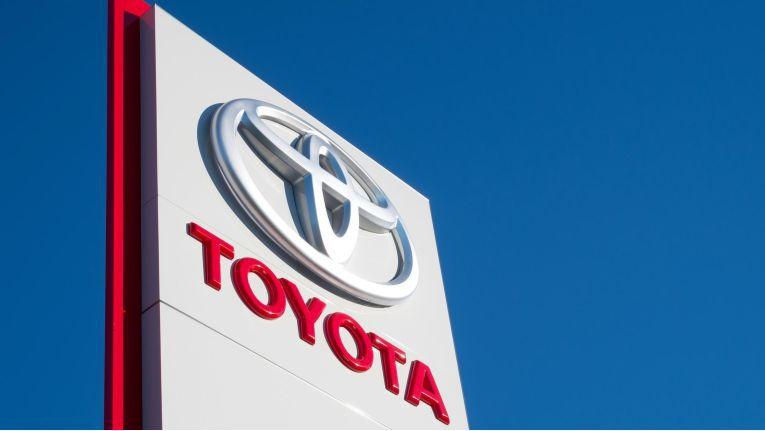 Toyota setzt auf die Brennstoffzelle.
