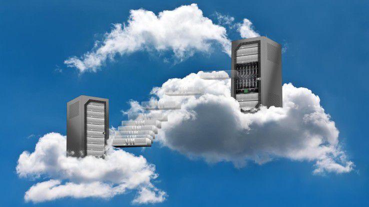 Welches sind die führenden Plattformanbieter im deutschen Cloud-Markt? Crisp Research hat die wichtigsten Provider verglichen.
