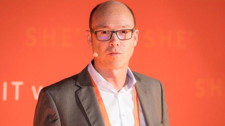 Michael Berens ist CIO der Solarlux GmbH.