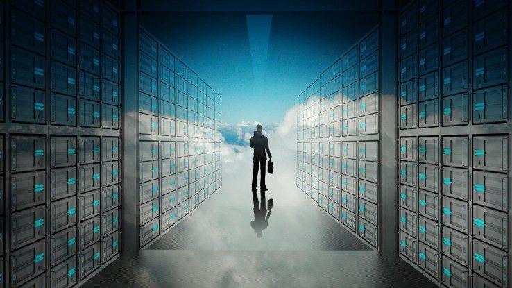 CIOs begreifen Cloud Computing als einen Weg, Software schneller zur Verfügung zu stellen und die Zusammenarbeit mit den Fachabteilungen zu verbessern.