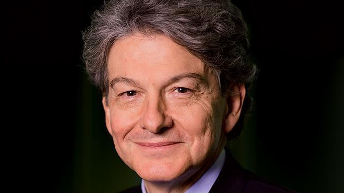 Thierry Breton, Chairman und CEO von Atos, glaubt, dass ein Zusammenschluss von Atos und Gemalto die Position beider Unternehmen im globalen Markt verstärken würde.