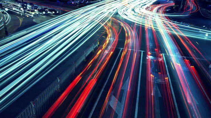 Mit dem Self-Driving Network propagiert Juniper ein sich automatisch konfigurierendes Netz.